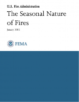 The Seasonal Nature of Fires