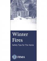 Winter Fires Safety Tips For The Home